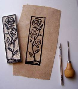 9 best Stamping images on Pinterest Stamp carving, Hand