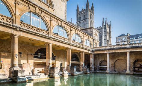Bath : Roman Baths & Pump Room Wins Four Bristol, Bath And