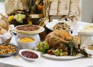 thanksgiving dinner in aspen