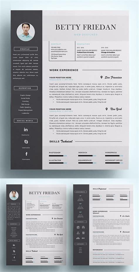 Web Designer Resume Template by Best Resume Templates Cv Resume Design Graphic Design