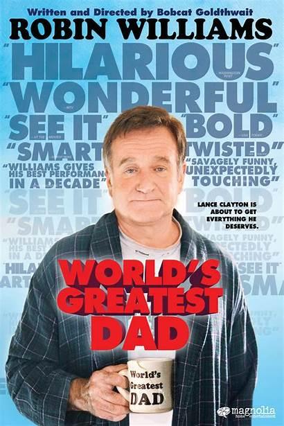 Dad Greatest Worlds Robin Williams Movies Film