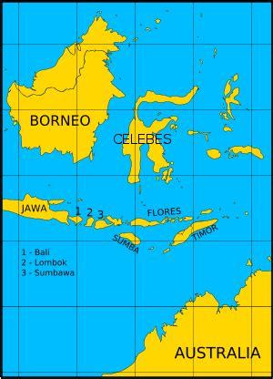 male wyspy sundajskie
