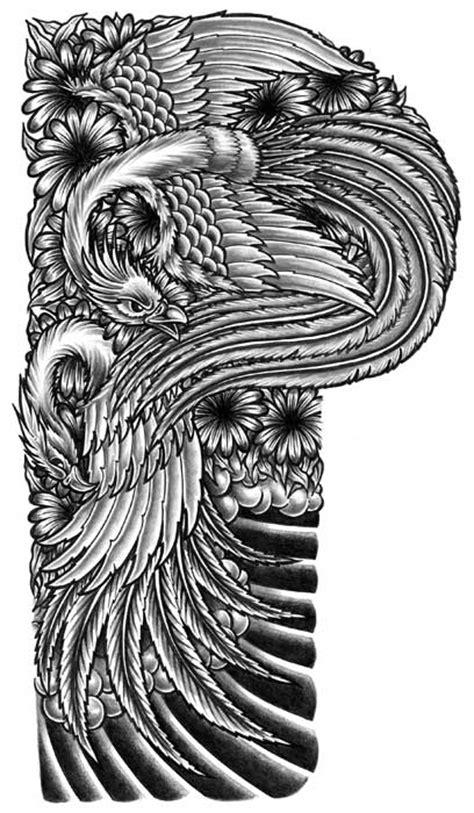 Tattoo design - The Phoenix