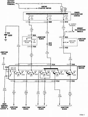 1993 Plymouth Voyager Wiring Diagram 24352 Getacd Es