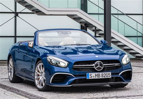 Review Mercedes Sl Class by 2017 Mercedes Sl Class Review