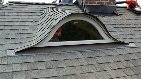 Eyebrow Dormer by Designing And Installing An Eyebrow Dormer Thisiscarpentry