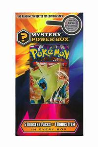 ORIGINAL Pokemon Booster 5 Mystery Power Of 2 Boxes To ...