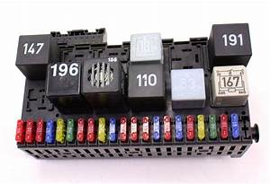 2001 Vw Golf Fuse Box Diagram