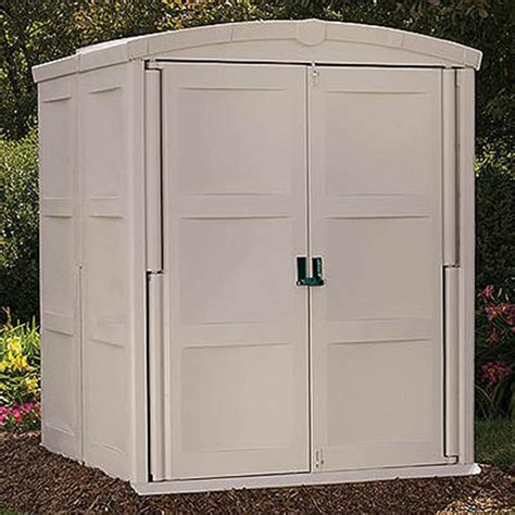 Suncast Shed Accessories Canada by Suncast 174 Large Storage Shed 138474 Patio Storage At