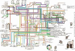 1967 Chevelle Wiring Diagram