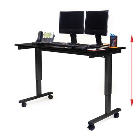 auto height adjustable desk electric standing desk 100 electric sit to stand desk