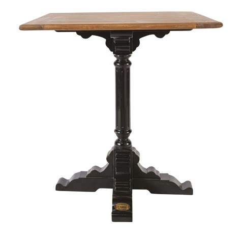Table De Bistrot Table Bistrot 60x60 Signature