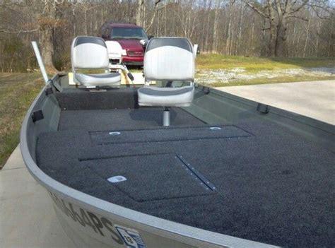 Aluminum Fishing Boat Project by V Hull Aluminum Boat Mod Jon Boat Ideas