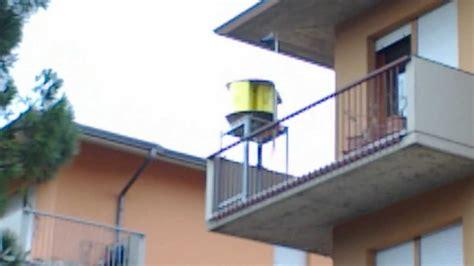 mini eolico da terrazzo wem va generatore eolico ad asse verticale uso urbano