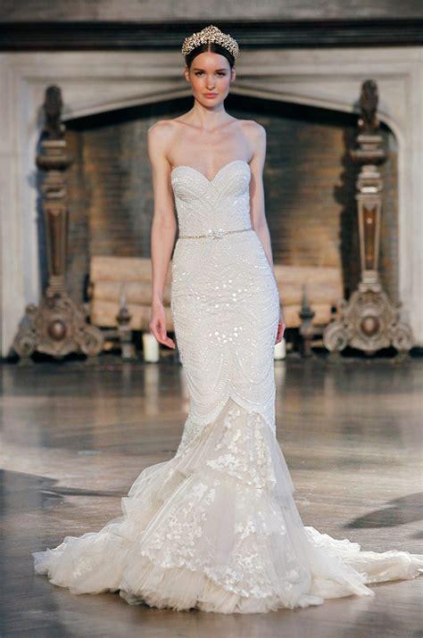 Stunning Inbal Dror Wedding Dresses 2015 Modwedding