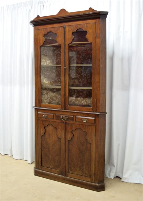 Antique Corner Cupboards For Sale by Mahogany Corner Cupboard For Sale Antiques