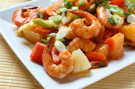 what are the different types of dishes with shrimp and rice