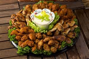 fruit and cheese baskets chicken wing ding platter shop randazzo shop randazzo