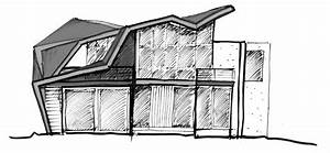 Simple House Sketch Beach Sorrento - Building Plans Online ...