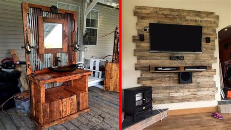 creative diy pallet furniture ideas cheap recycled