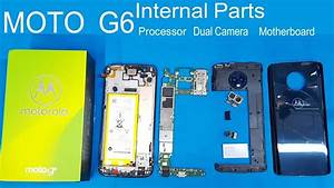 Motorola Moto G6 Full Disassembly