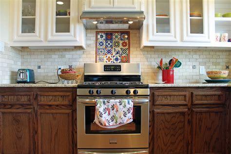 how to design kitchen traditional kitchen backsplash southwestern 4372