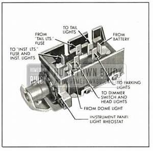 1959 Buick Lighting System