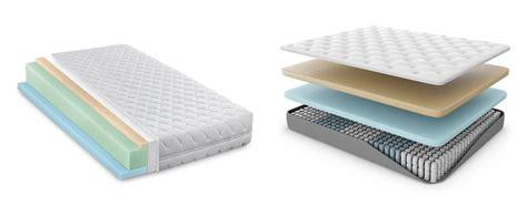 quale materasso acquistare materasso ibrido o memory foam quale scegliere