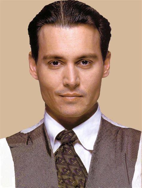Nadud Le: Short Hair Johnny Depp Hairstyle