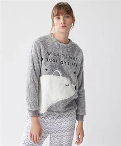 sweat ours pyjamas polaires dernieres tendances With derniere tendance mode femme