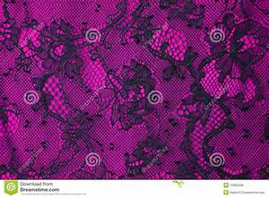 Black And Pink Lace Background Royalty Free Stock Photos ...
