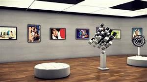 D Art Design : votre galerie d 39 art en vid o 3d youtube ~ A.2002-acura-tl-radio.info Haus und Dekorationen