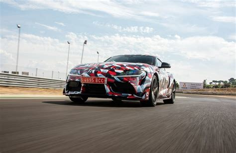 Images Of 2020 Toyota Supra by How Many Shared Components Are For Between Toyota Supra