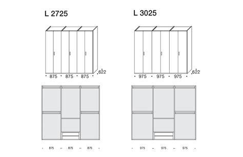 misure cabina armadio armadio moderno battente sei ante look