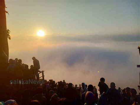 negeri  atas awan citorek kidul destinasi wisata