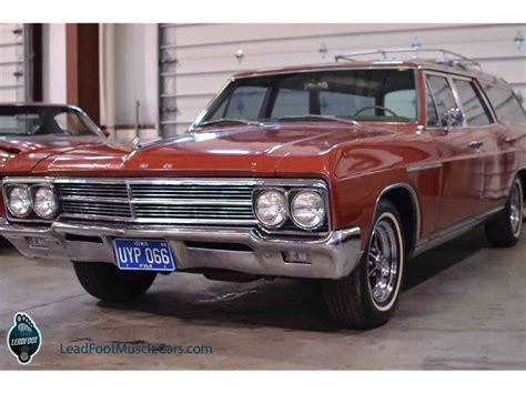 1966 Buick Sport Wagon by 1966 Buick Sport Wagon For Sale Classiccars Cc 773548