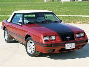 '84 GT Convertible - Long & Winding Road - Mustang Monthly Magazine