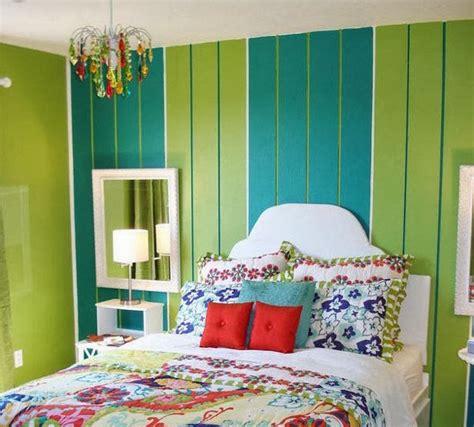 contoh kamar  warna cat  cerah desain kamar modern