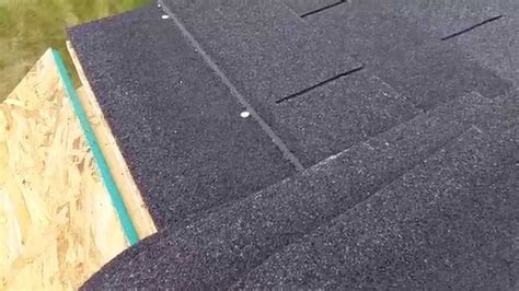 how to shingle a shed roof how to build a shed chapter 4 how to put on shingles