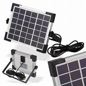 Solar Led Terrassenbeleuchtung : solar led strahler 10 watt mit bewegungsmelder ~ Sanjose-hotels-ca.com Haus und Dekorationen