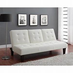 luxury futon with julia cupholder convertible sofa bed With white leather convertible sofa bed