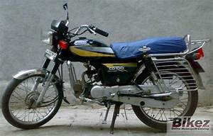 Hero Honda Cd 100 Ss Picture
