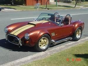 2003 Ac Cobra Kit Car - Barker