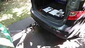 2014 Mazda 5 Trailer Wiring Harness W   Non