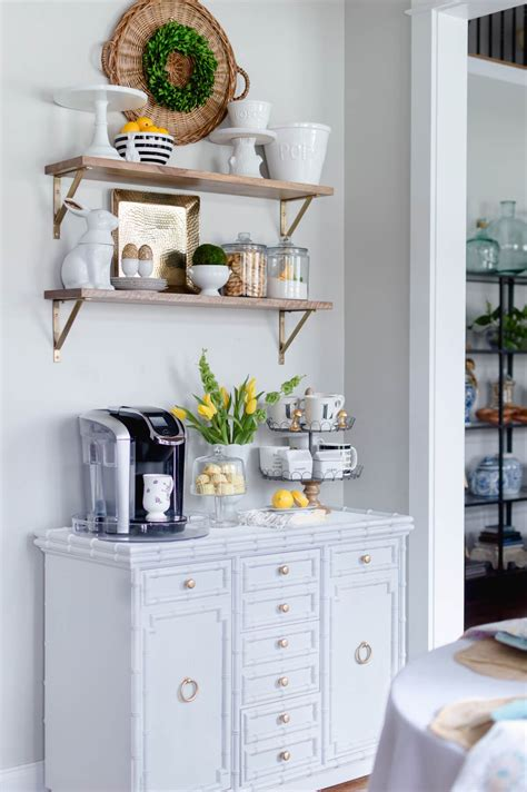 Home Coffee Bar Design Ideas by Coffee Bar Decor Updated For The Home I Create