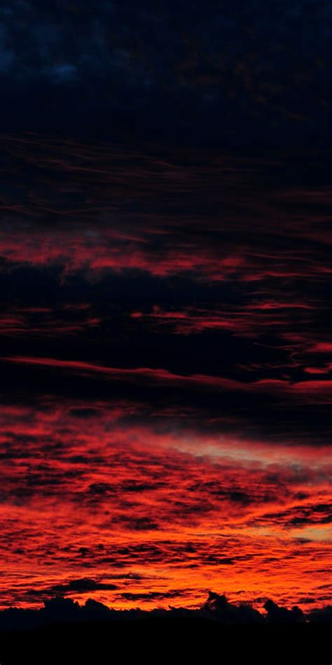 1080 X 2160 Wallpaper Clouds Color Background Images For