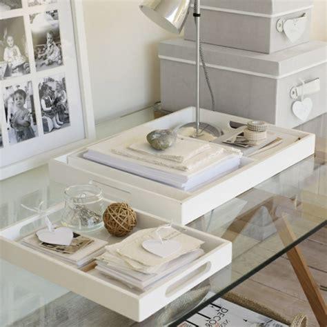 plateau de bureau en verre le plateau de bureau en verre pour votre office à la
