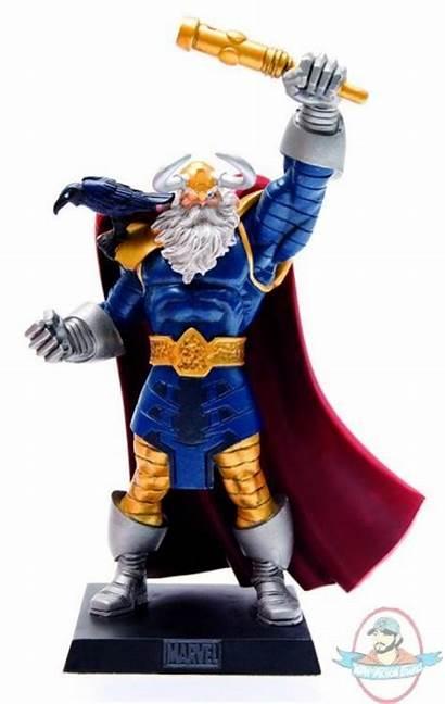 Marvel Eaglemoss Odin Figurine Classic Figurines Special