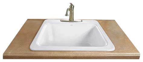 ceco stainless steel sinks laundry tray undermount utility sinks by ceco sinks