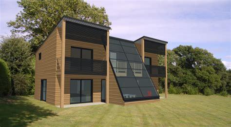 modele maison lou becokit maisons ossature bois